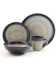 blue dinnerware sets dining entertaining home