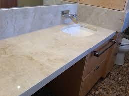 Tiled Bathroom Countertops Taj Mahal Bathroom Counter Top Quartzite Cool Bathroom Ideas