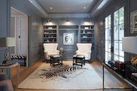 gray den cabinets design ideas