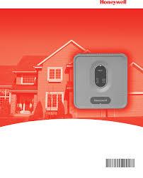honeywell thermostats honeywell thermostat hz221 pdf user u0027s manual
