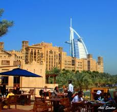 burj al arab thousand images