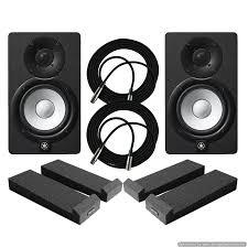 yamaha amplifier home theater yamaha hs5 monitors package frontendaudio com