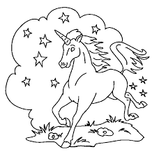 kidscolouringpages orgprint u0026 download unicorn images coloring