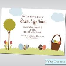 printable easter egg hunt invitations crafts invitations and hunt u0027s