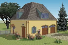 Carriage House Plans Detached Garage Plans by New South Classics Carriage House New