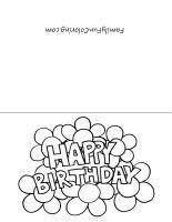 25 unique free printable birthday cards ideas on pinterest