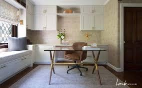 modern tudor home office orinda hillsborough