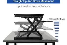 flexispot 35 black stand up desks workstation why you need one