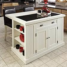 amazon com home styles 5033 949 nantucket kitchen island and