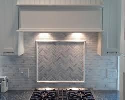 Green Brick Backsplash Tiles Transitional 23 Best Herringbone Marble Mosaic Tiles Images On Pinterest