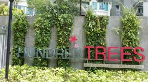 hundred trees condo online facility booking portal