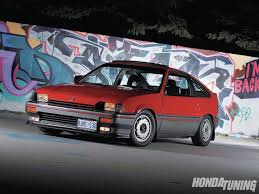 1985 honda crx si old but gold honda tuning magazine