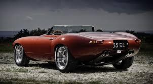 jaguar j type super cars news jaguar e type speedster lightweight by eagle