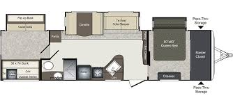 Cougar 5th Wheel Floor Plans Laredo