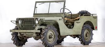 ford jeep america u0027s oldest known jeep celebrates its 75th birthday u2013 and