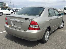 2002 toyota cars used toyota corolla sedan 2002 for sale stock tradecarview