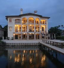 Luxury Home Design Floor Plans Venetian Italian Style Villa Luxury Home Design