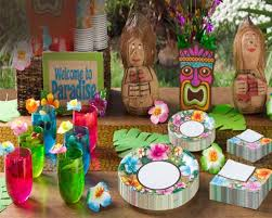 luau decorations hawaiian luau party rack party rental in glendale