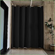 Room Separator Curtains Room Divider Curtains Cozy Room Dividers Now Small Tension Rod