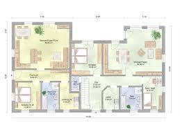 Winkelbungalow Winkelbungalow Mit Einliegerwohnung Amex Hausbau Gmbh