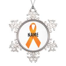 leukemia ornaments