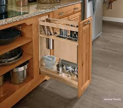 Pullouts For Kitchen Cabinets Moves Larger Ladles Knives And Spoons Off The Kitchen Counter And