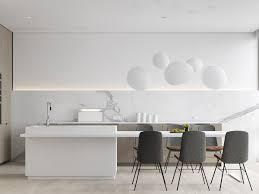 beautiful white kitchen designs white interior kitchen designs which arranged by modern and chic decor