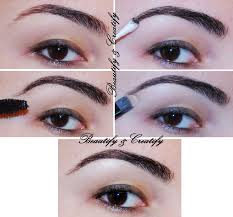 How To Make Wax For Your Eyebrows Beautify And Creatify Four Different Ways To Fill In And Shape