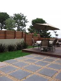 Small Backyard Paver Ideas 30 Small Backyard Ideas Backyard Decking And Contemporary