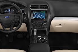 ford explorer 2017 2017 ford explorer instrument panel interior photo automotive com