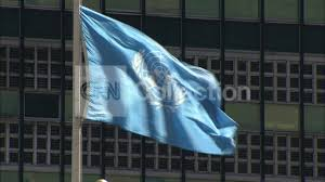 With All Flags Flying United Nations Flags Youtube