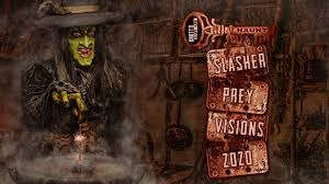 halloween horror nights logo preview knott u0027s scary farm announces all mazes and scare zones