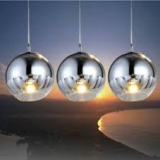 3 pendant kitchen lights mamei free shipping 3 lights modern glass ball pendant lamp