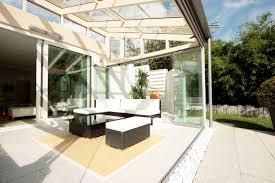 Sliding Glass Walls Sunflex Slide And Turn Glass System By Modernfoldstyles