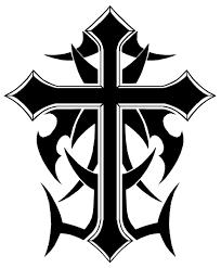 tribal cross design 1 by armork66 on deviantart