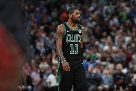 biography about kyrie irving boston celtics kyrie irving shuts down question about cleveland