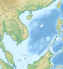 South China Sea Map File Relief Map Of South China Sea Png Wikimedia Commons