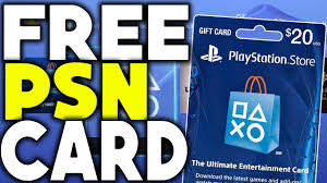 ps4 gift card how to get a free ps3 ps4 gift card updated desember 2k16