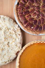 fall and winter pie recipes for your families table