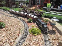 Garden Railway Layouts Tom S N Takes Shape Model Railway Layouts Plansmodel