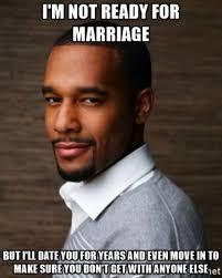 Good Black Man Meme - black men avoid marriage everything girls love