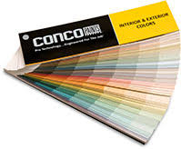 conco paints design tools