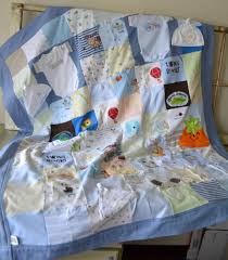 keepsake blankets baby clothes memory blanket keepsake