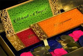 fancy indian wedding invitations voguish wedding invitations concept wedding cards