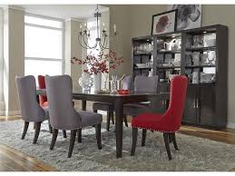 Red Dining Room Chair by Best Dining Room Chairs Grey Gallery Rugoingmyway Us