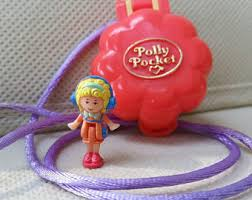 polly pocket necklace etsy