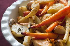 roasted winter vegetables recipe epicurious