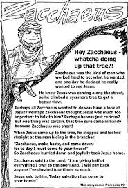 bible stories for toddlers coloring pages 43 best bible jesus u0026 zacchaeus images on pinterest sunday