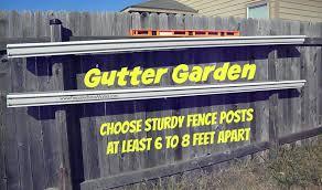 how to build a gutter garden preparednessmama