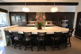 kitchen island with seating area magnetic kitchen island seating area for large kitchen island